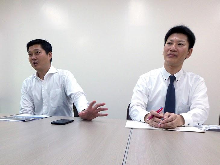 Telecomedia_橋本先生_久米先生