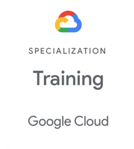Specialization - Training