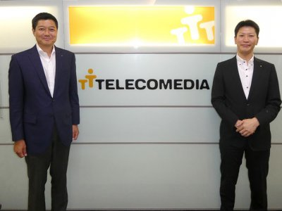 Cloud Ace 成功案例_Telecomedia